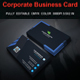 Corporate Business Card vol :16 - GraphicRiver Item for Sale