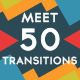 50 Simple Transitions - VideoHive Item for Sale