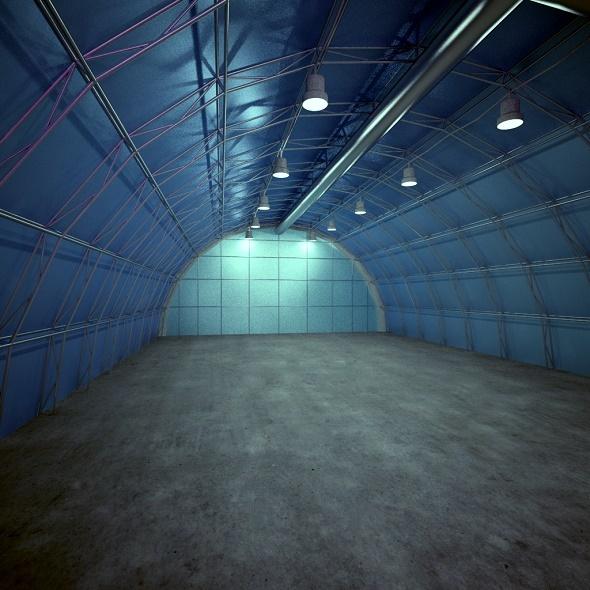 Hangar - 3DOcean Item for Sale