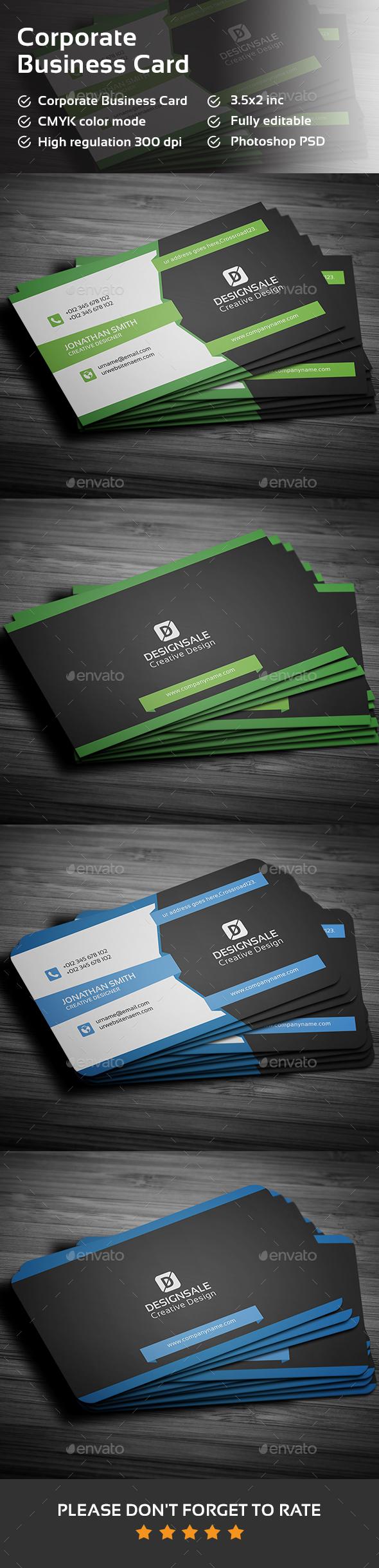 Creative Zig Zag Business Card - Creative Business Cards
