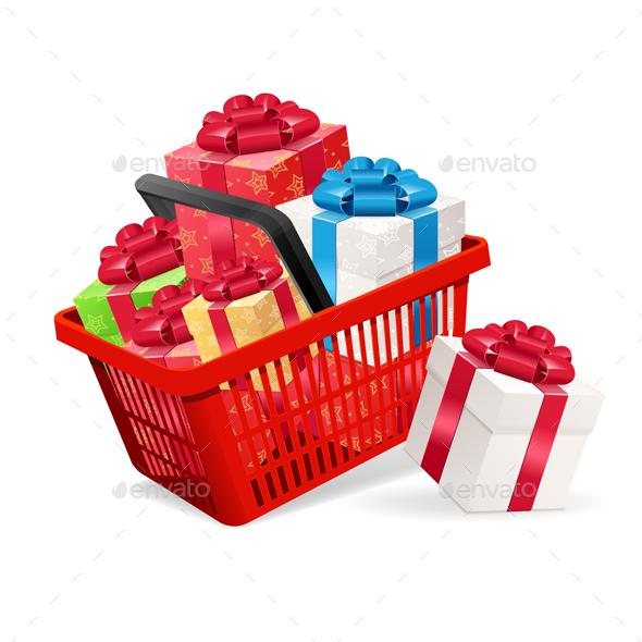 Present Sale Concept - Retail Commercial / Shopping