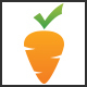 Veggie Check Logo - GraphicRiver Item for Sale