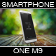 SmartPhone One M9 Mock Up