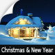Christmas and New Year with Bobby - VideoHive Item for Sale