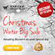 Christmas Winter Sale Ads - GraphicRiver Item for Sale