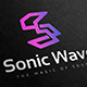 Sonic Wave Logo - GraphicRiver Item for Sale