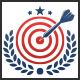 Darts Club Logo - GraphicRiver Item for Sale