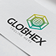 Glob Hex Logo  - GraphicRiver Item for Sale