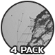 Earth - Black and White Plexus - 4 Pack - VideoHive Item for Sale
