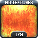 Flame and Fire Seamless Textures Pack - GraphicRiver Item for Sale