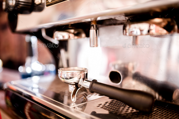 Coffee Making Accessories And Tools Such As Tamper Espresso Stock Photo Images