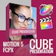 Cube Presentations for Apple Motion & FCP X - VideoHive Item for Sale