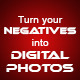 Turn Your Negatives into Digital Photos - GraphicRiver Item for Sale
