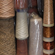 Several Reel of Yarn on a Shelf - VideoHive Item for Sale