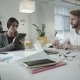 Man and Woman Working In The Office - VideoHive Item for Sale