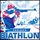 Biathlon Poster/Flyer - GraphicRiver Item for Sale