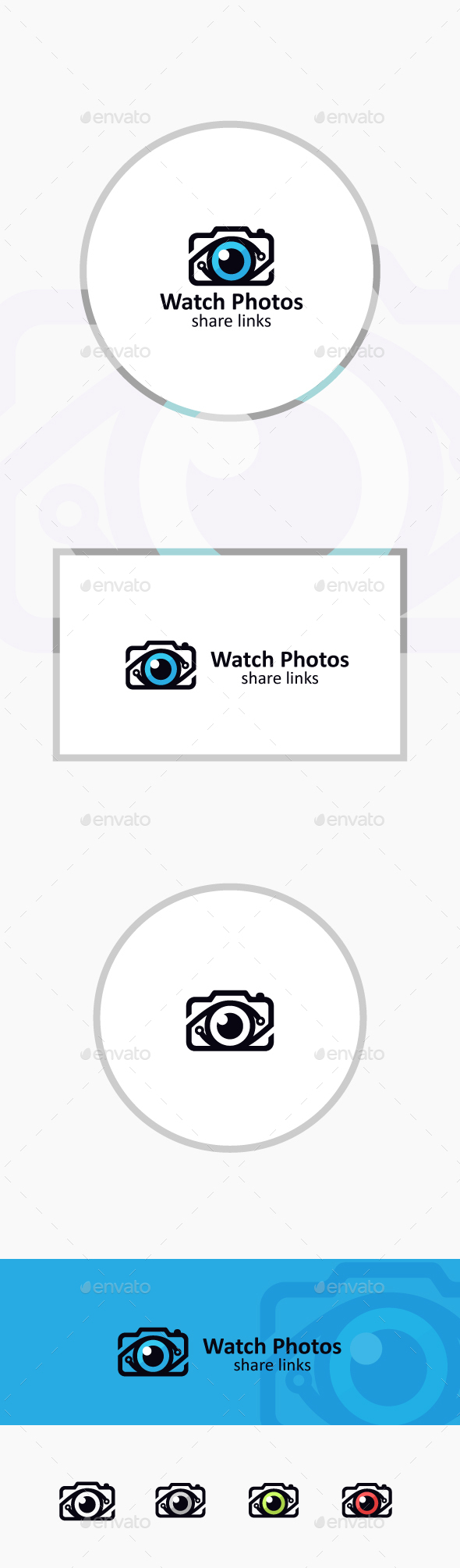 Camera View - Symbols Logo Templates