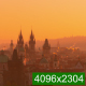 Golden Morning over Roofs of Prague - VideoHive Item for Sale