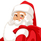 Cheerful Santa - GraphicRiver Item for Sale