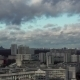 City And Stormy Clouds.  - VideoHive Item for Sale