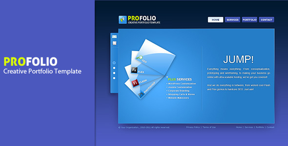Free Download PROFOLIO Nulled Latest Version