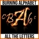 Alphabet in Fire - Only Initials