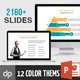Content Marketing Google Slides Template - GraphicRiver Item for Sale