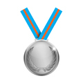 Silver medal. - PhotoDune Item for Sale