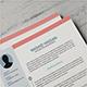 Resume 01 - GraphicRiver Item for Sale