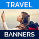 GWD | Travel & Tourism Banners - 7 Sizes