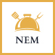 Restaurant WordPress Theme | NEM - ThemeForest Item for Sale