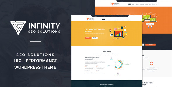Infinity – High Performance WordPress SEO Theme