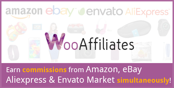 WooAffiliates - WordPress Plugin - CodeCanyon Item for Sale