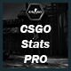 CS:GO Stats PRO - CodeCanyon Item for Sale