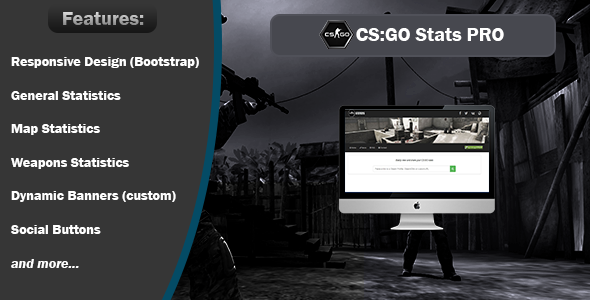 CS:GO Stats PRO nulled free download
