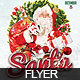 Flyer Santa Claus Christmas Party - GraphicRiver Item for Sale