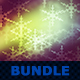15 Christmas Backgrounds Bundle - GraphicRiver Item for Sale