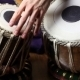 Man Tuning On Indian Tabla Drums  - VideoHive Item for Sale