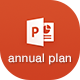 Annual Plan PowerPoint - GraphicRiver Item for Sale