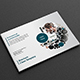 Clean Corporate brochure/report Template - GraphicRiver Item for Sale