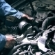 Mechanic Changing Engine Component - VideoHive Item for Sale