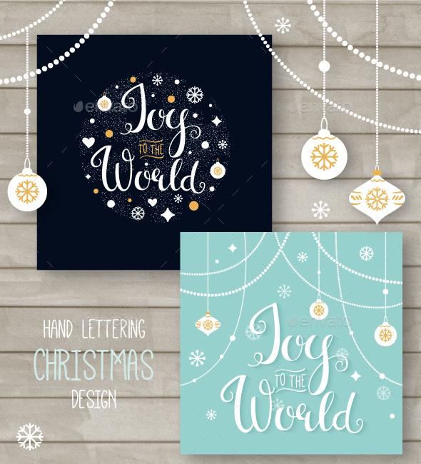 Joy to the World - Christmas Seasons/Holidays