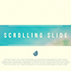 Simple Scrolling Slide - VideoHive Item for Sale