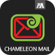Chameleon Mail Logo - GraphicRiver Item for Sale