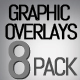 Graphic Overlays Pack - VideoHive Item for Sale