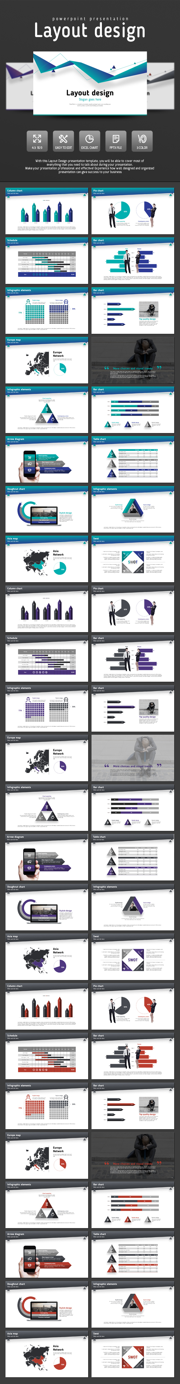 Layout Design - Creative PowerPoint Templates