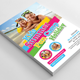 Kids Summer Camp Flyer Template - GraphicRiver Item for Sale
