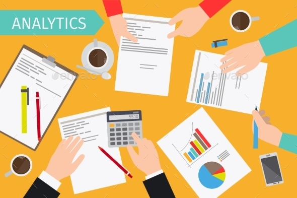 Business Analytics And Financial Audit - Concepts Business