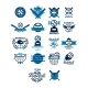 Vector Set Of Baseball Badge Collection - GraphicRiver Item for Sale