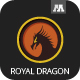 Royal Dragon Logo - GraphicRiver Item for Sale